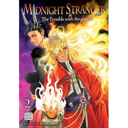 Midnight Stinger (Midnight Stranger, Vol. 2 : The Trouble with)