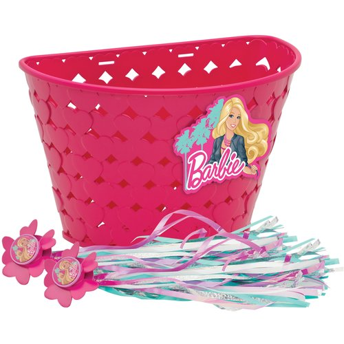 Bell Sports Barbie My Fab Bike Accessory Pack, Pink