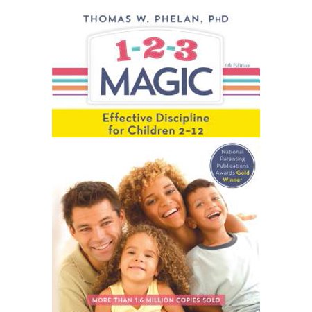 1-2-3 Magic - Dark Magic Book