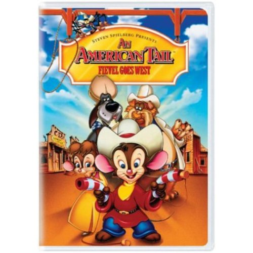 An American Tail: Fievel Goes West (Full Frame)
