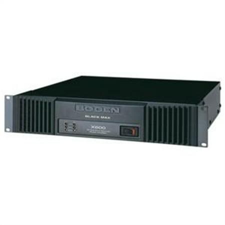 Bogen Black Max Amplifier X300