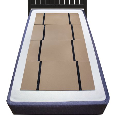 - DMI Folding Bunkie Bed Board for Mattress Support, Twin Size