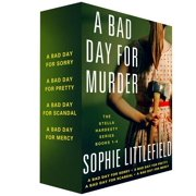 A Bad Day for Murder, The Stella Hardesty Series 1-4 - eBook