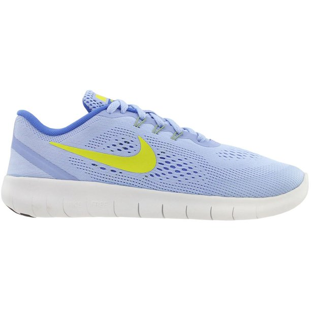Nike Boys Free Run (Big Kid) Running Casual Shoes -