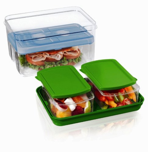 Fit & Fresh 216ff Lunch On The Go Set Includes One 8 Cup