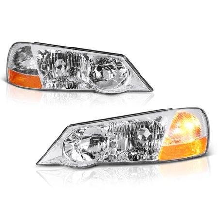 VIPMOTOZ For Acura TL Headlights Walmartcom - 2003 acura tl headlight