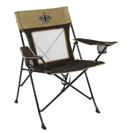 Rawlings NFL Gamechanger Chair, New Orleans Saints - New Orleans Saints Halloween Decorations