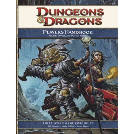 Players Handbook   Roleplaying Game Core Rules