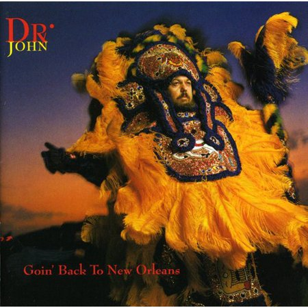 Goin Back To New Orleans - New Orleans Halloween Songs