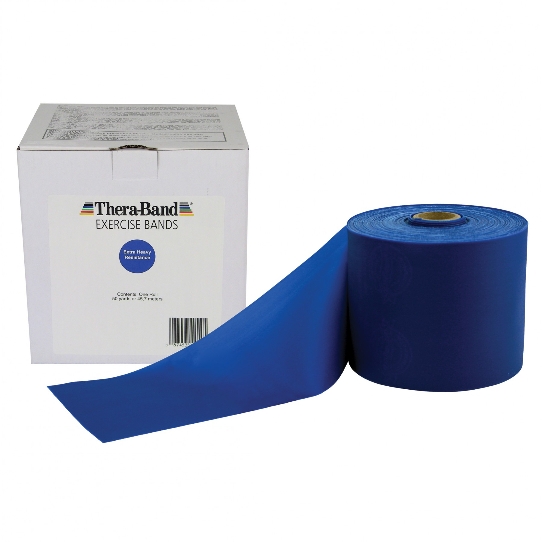 Thera-band Resistance Bands 50 Yard Rolls