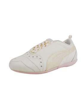 Product Image Puma Sela Diamond Shoes Kid Youth Girls Off White Pink  Sneakers 3512996b8