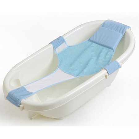 Supersellers Newborn Infant Toddler Baby Adjustable Bathing Seat Support Bathtub Seat Support Net
