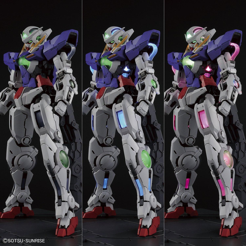 Bandai Hobby Gundam 00 Exia Lighting Version PG 1 60 Perfect Grade Model Kit by Bandai Hobby