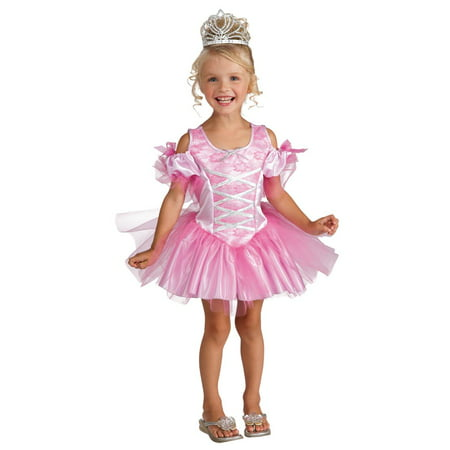 Toddler Tiny Dancer Ballerina Costume - Dead Ballerina Halloween Costumes