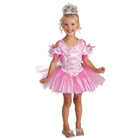 Toddler Tiny Dancer Ballerina Costume (Can Can Dancer Costumes)