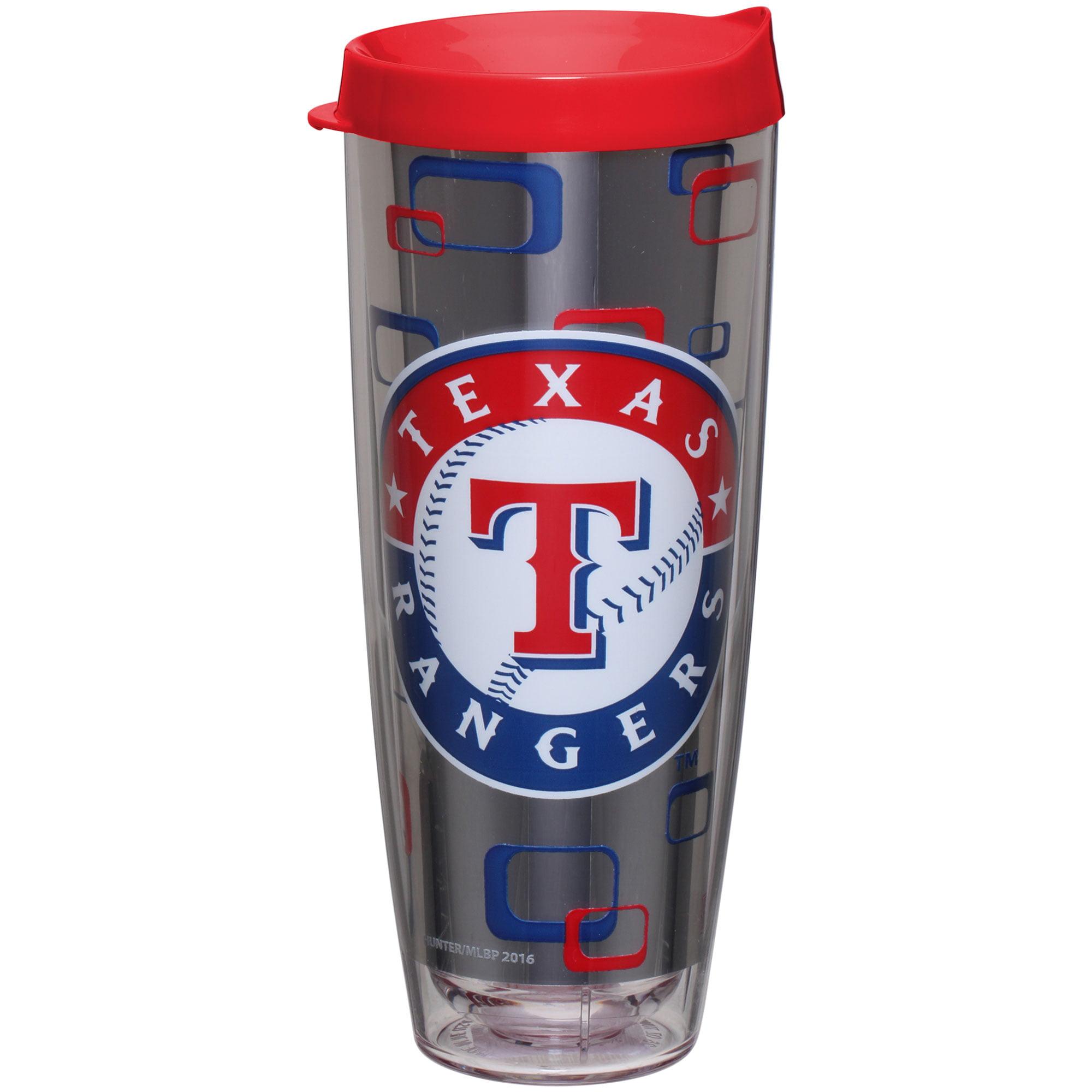 Texas Rangers 26oz. Tritan Foil Wrap Tumbler - No Size