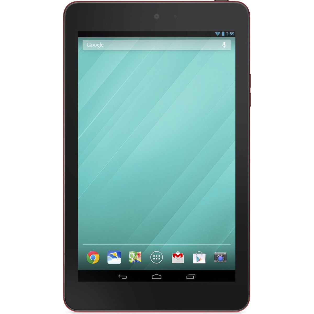 "Dell Tablet v8TBL-3334RED 8"" 16GB Intel Atom Z3480 Proces..."