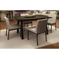 Amisco Drift Perry 7 Piece Dining Table Set