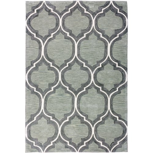 Well Woven Expressions Wallaby Lattice Modern Area Rug