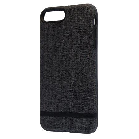on sale 56624 ac2fe Incipio Esquire Series Fabric Case for iPhone 8 Plus 7 Plus - Dark  Gray/Black