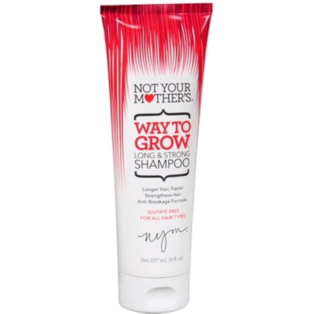Not Your Mother's Way to Grow Long & Strong Shampoo 8 oz (Pack of