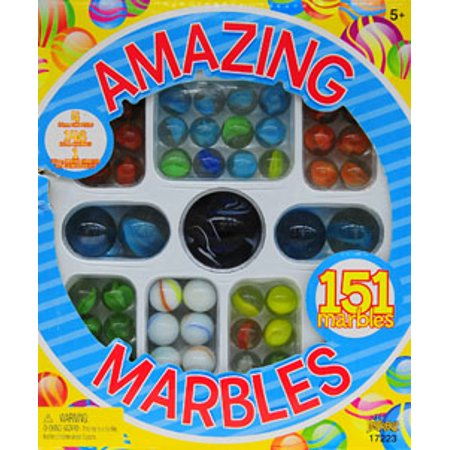 151 Count Marble Box Playset (Marble Toys)