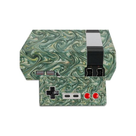 Mightyskins Protective Vinyl Skin Decal For Nintendo Nes Classic Edition Wrap Cover Sticker Skins Marble Swirl