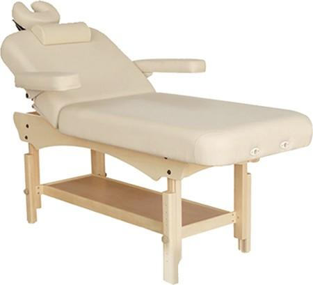 Custom Craftworks Solutions Aura Lift Back Massage Table-...