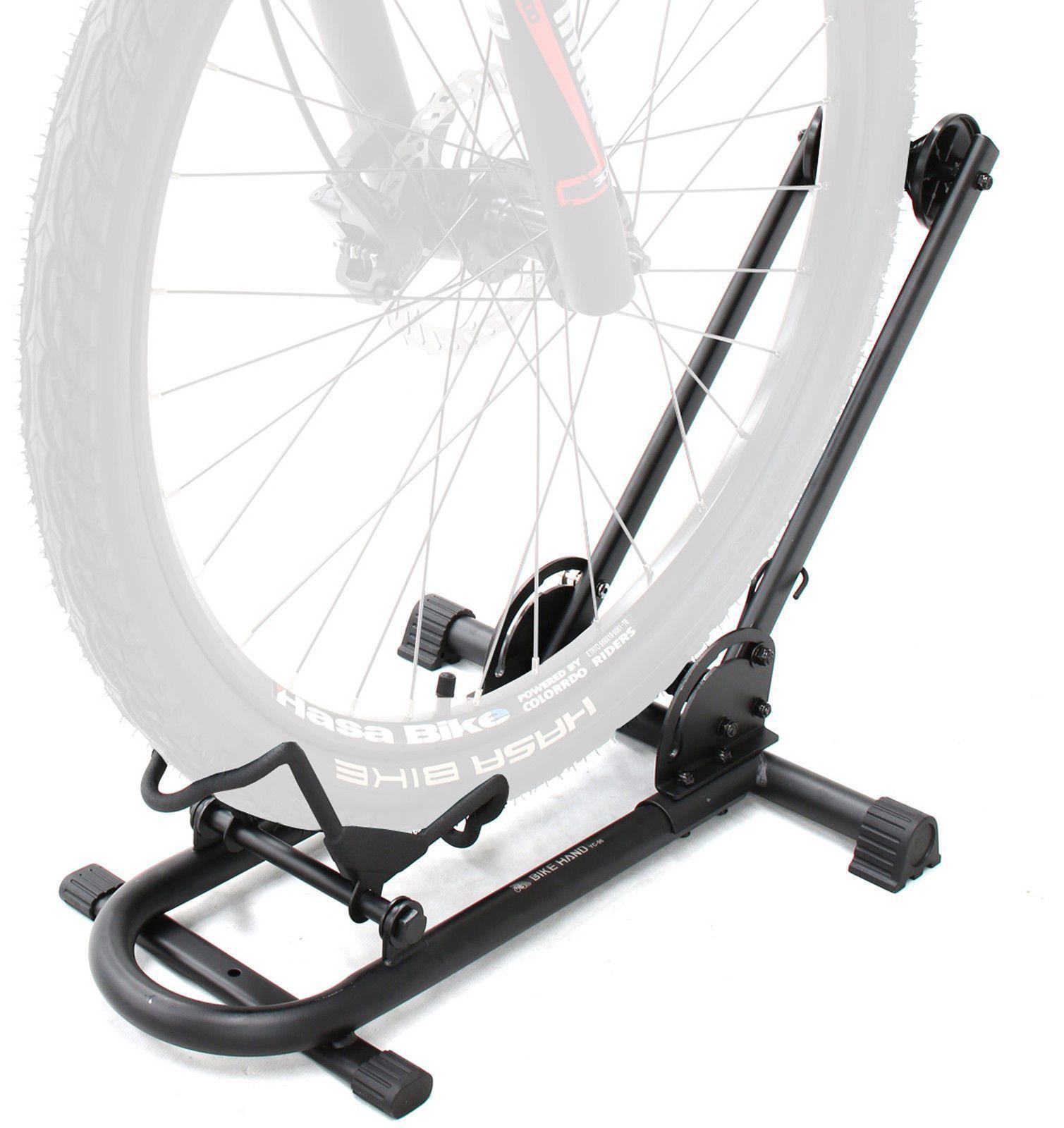 BIKEHAND Bike Floor Parking Rack Storage Stand Bicycle