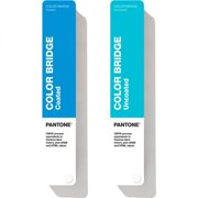 Pantone Color Bridge Guides Coated & Uncoated GP6102N