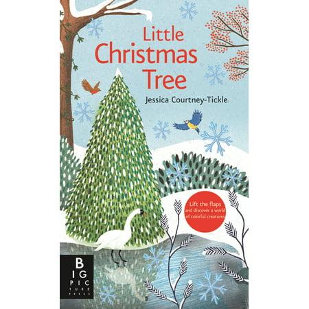 Little Christmas Tree (Board Book) ()