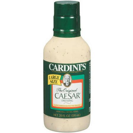 Cardinis Gourmet Dressing The Original Caesar  20 0 Fl Oz