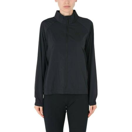 New NIKE Womens Black Full Zip Tech Hypermesh Lightweight Jacket X-Small XS 7531-3
