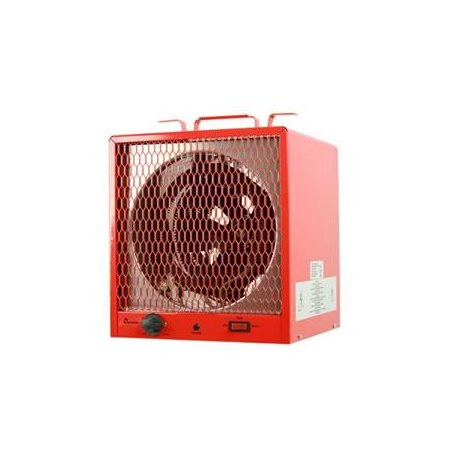 Portable 5600w Industrial Garage Heater - 208 V or 240 V ...