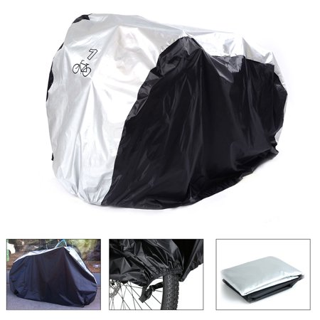 Waterproof Bicycle Cover for 1 Bike Dustproof With Storage Bag