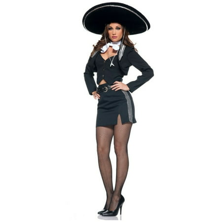 Women's Senorita Costume](Day Of The Dead Senorita Costume)