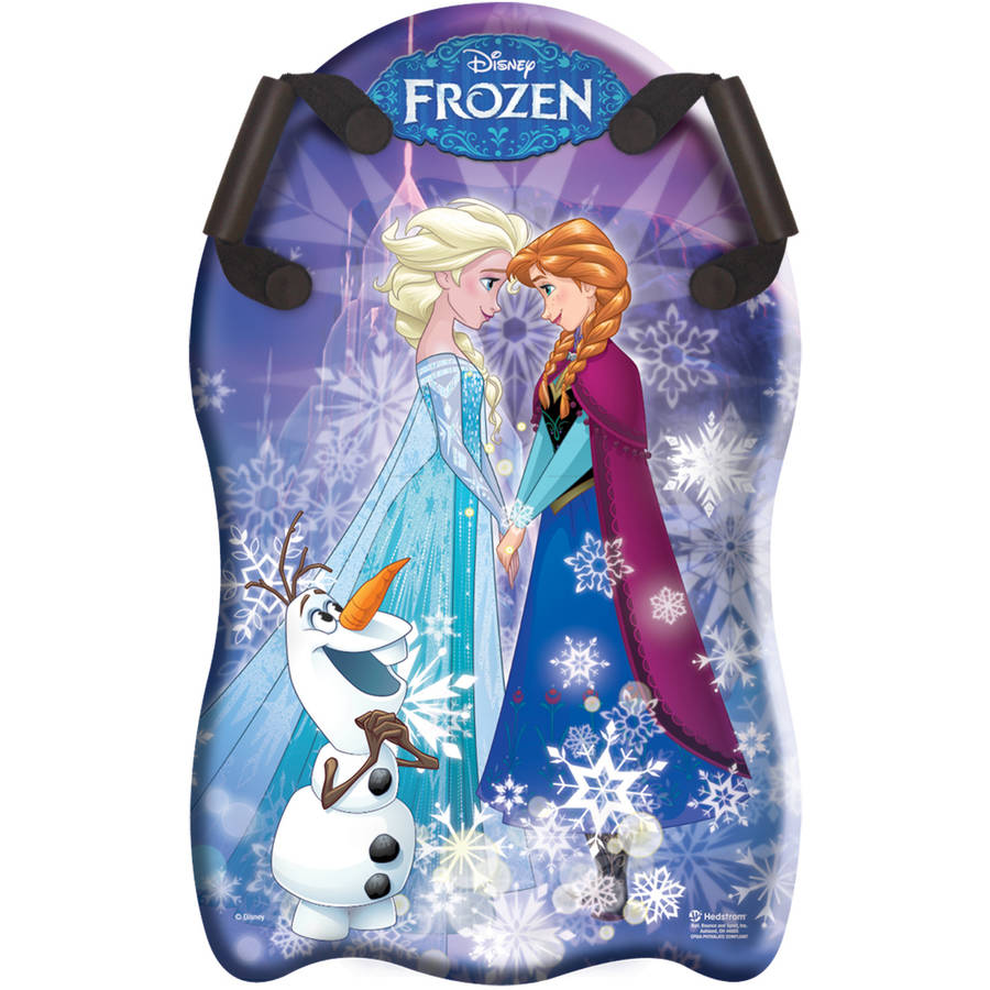 "Disney Frozen 33"" Shaped Snow Speedster by Rosendahl Farms Seed and Feed"
