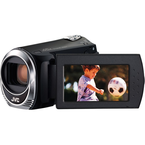 Everio GZ-HM300 High Definition Digital Camcorder