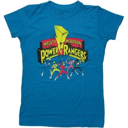 Power Ranger Bodysuit (Power Rangers Under Logo Baby)