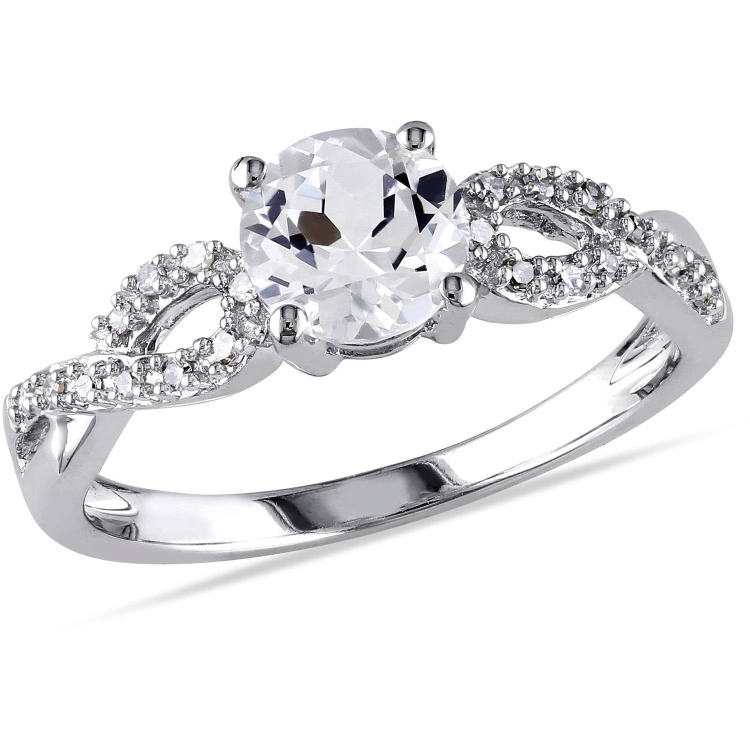 accent jewelers ring engagement cut fine andres diamond rings halo cushion