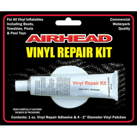 - Airhead Vinyl Repair Kit