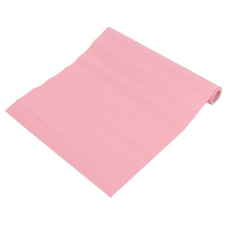 Home Living Room Kitchen Rubber Nonslip Ambry Drawer Bureau Cushion Mat Pink ()