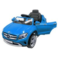 Best Ride On Cars Kids Electric Battery Ride On Toy Car Mercedes GLA with AC