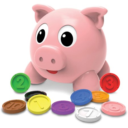 Learn with Me Numbers and Colors Pig E Bank ()