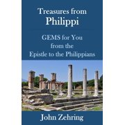 Treasures from Philippi: GEMS for You from the Epistle to the Philippians - eBook