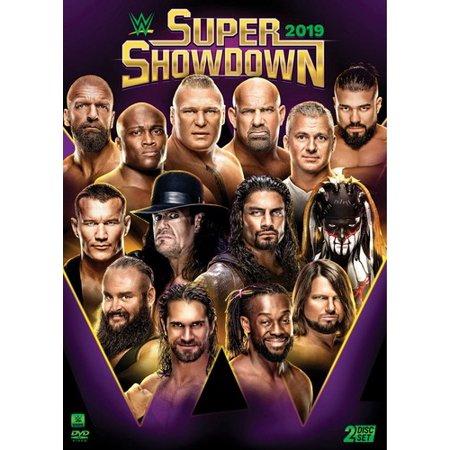 WWE: Super Showdown 2019 (DVD)