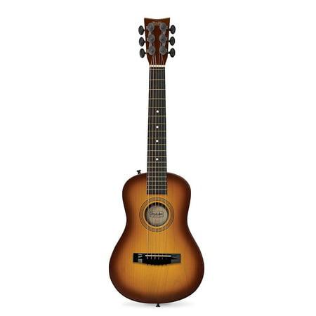 First Act Discovery 30-inch Acoustic Guitar, Sunburst Usa Sunburst Guitar