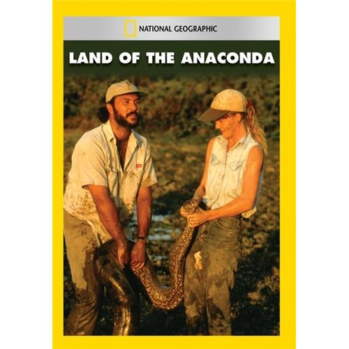 Land Of The Anaconda DVD-5