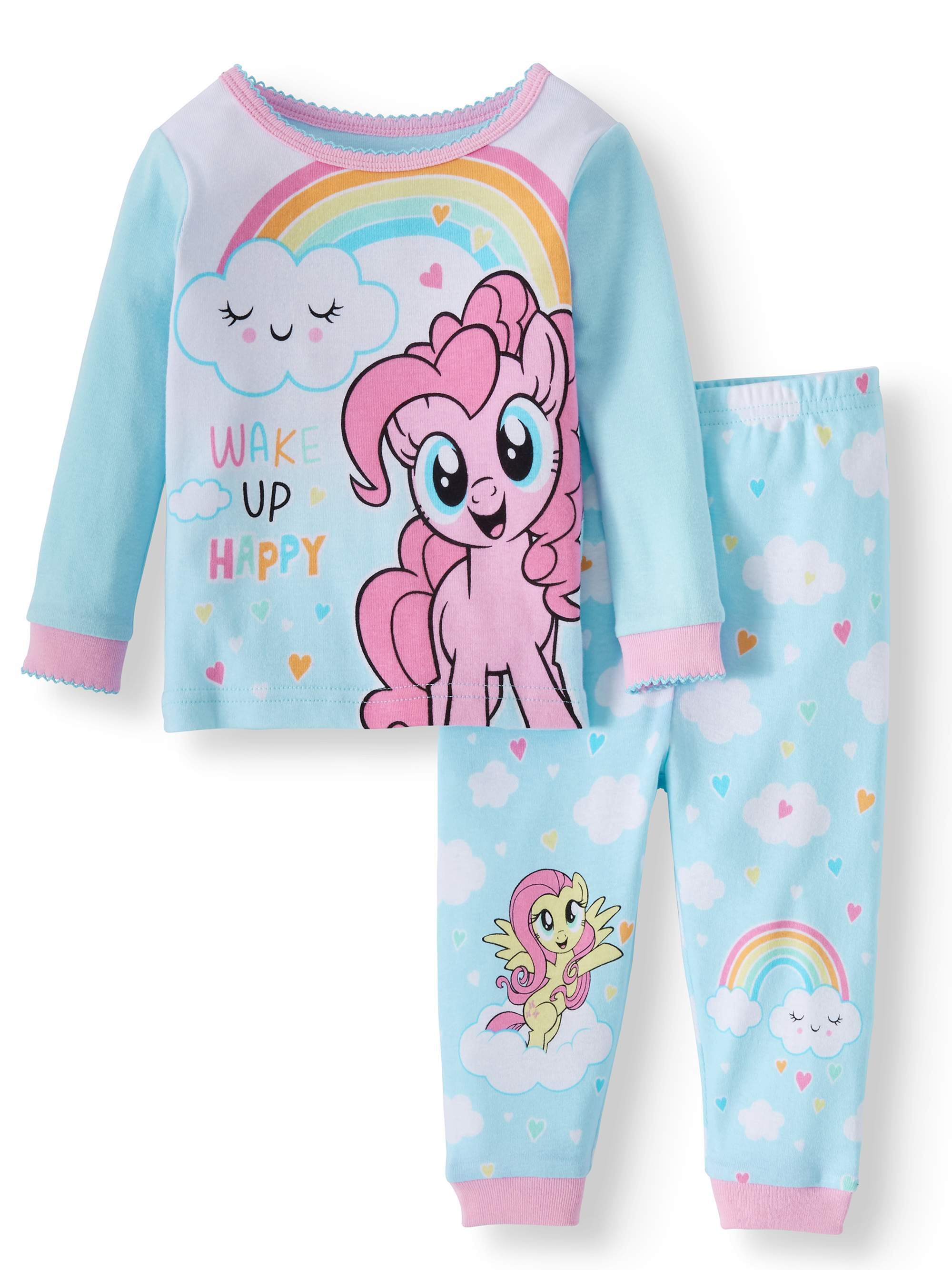 My Little Pony Cotton Tight Fit Pajamas 3b6af3f8a