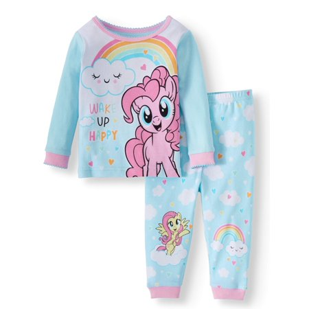 My Little Pony Cotton Tight Fit Pajamas, 2-piece Set (Baby - My Little Pony Adult Pajamas